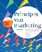 Samenvatting Principes van marketing 7e druk